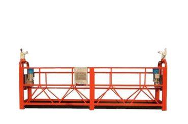 zlp500 الجوية تعليق منصة معدات البناء مهد للجدار الخارجي