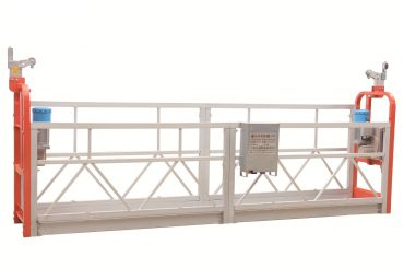 zlp630 طلاء الصلب الواجهة تنظيف منصة العمل المعلقة