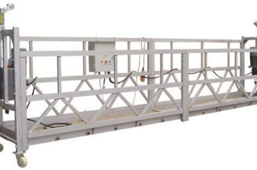 630 kg Electrical Suspended Access Equipment ZLP630 With Hoist LTD6.3